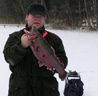 Juha med fin fisk