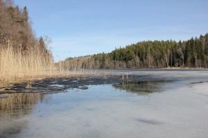 Isläge sjö